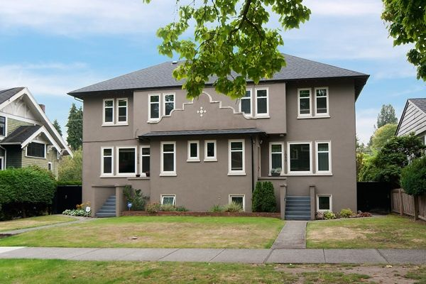 """Main Photo: 1070-80 W 15TH Avenue in Vancouver: Fairview VW House for sale in """"Fairview"""" (Vancouver West)  : MLS®# R2133883"""