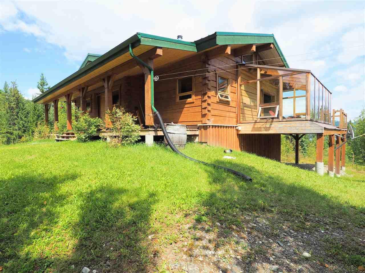 Main Photo: 4050 CANIM-HENDRIX LAKE Road in Canim Lake: Canim/Mahood Lake House for sale (100 Mile House (Zone 10))  : MLS®# R2396282