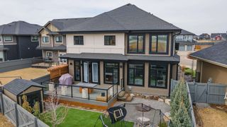 Photo 49: 3907 GINSBURG Crescent in Edmonton: Zone 58 House for sale : MLS®# E4257275