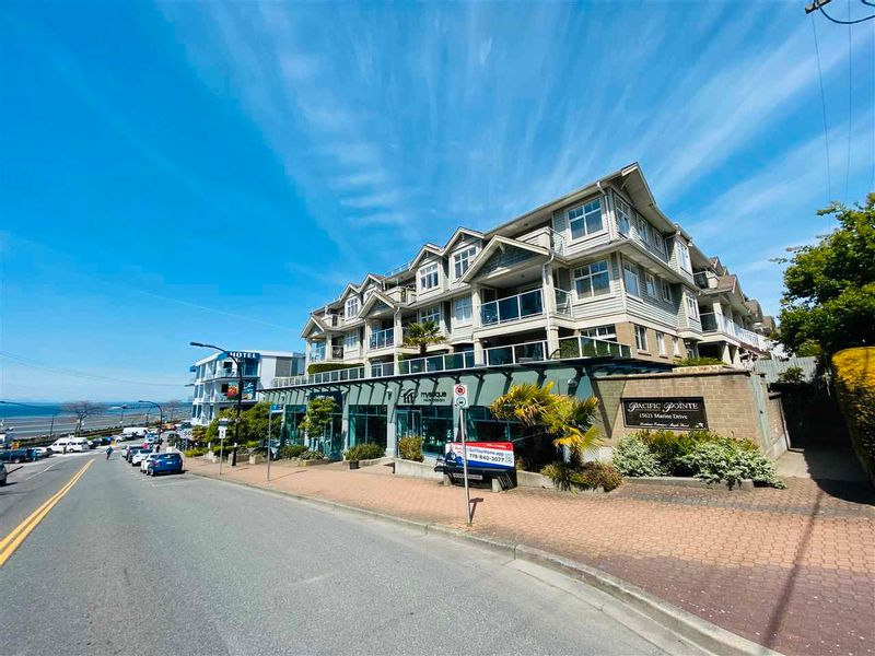 FEATURED LISTING: 207 - 15621 MARINE Drive White Rock
