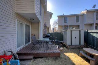 Photo 47: 5555 144A Avenue in Edmonton: Zone 02 Townhouse for sale : MLS®# E4240500