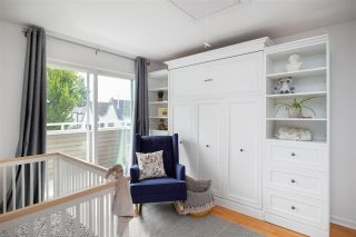 Photo 15: 8 849 TOBRUCK AVENUE in North Vancouver: Mosquito Creek Townhouse for sale : MLS®# R2396828