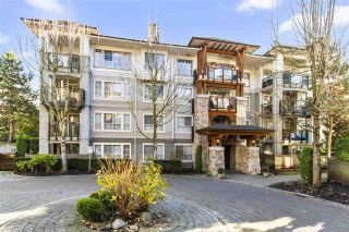 "Photo 1: 402 2966 SILVER SPRINGS Boulevard in Coquitlam: Westwood Plateau Condo for sale in ""TAMARISK"" : MLS®# R2522330"