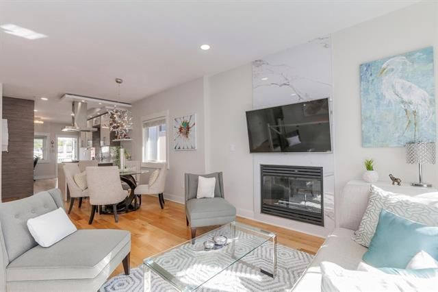 Photo 4: Photos: 4554 DUMFRIES ST in VANCOUVER: Knight House for sale (Vancouver East)  : MLS®# R2110266
