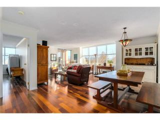 """Photo 2: 709 518 W 14TH Avenue in Vancouver: Fairview VW Condo for sale in """"Pacifica at Cambie Village"""" (Vancouver West)  : MLS®# V1101373"""