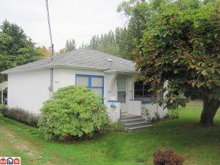 Photo 1: 12261 SULLIVAN Street in Surrey: Crescent Bch Ocean Pk. House for sale (South Surrey White Rock)  : MLS®# F1124169
