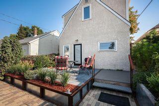 Photo 36: 160 Jefferson Avenue in Winnipeg: West Kildonan Residential for sale (4D)  : MLS®# 202121818