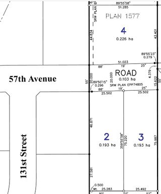 Photo 1: 13088 57 Avenue in Surrey: Panorama Ridge Land for sale : MLS®# R2536872