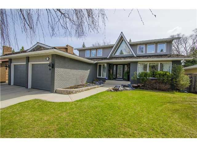 Main Photo: 108 PUMP HILL Place SW in CALGARY: Pump Hill Residential Detached Single Family for sale (Calgary)  : MLS®# C3614898