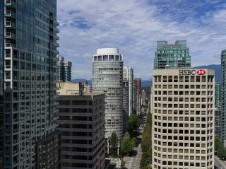 Photo 12: 2308 1111 ALBERNI STREET in Vancouver: West End VW Condo for sale (Vancouver West)  : MLS®# R2483194