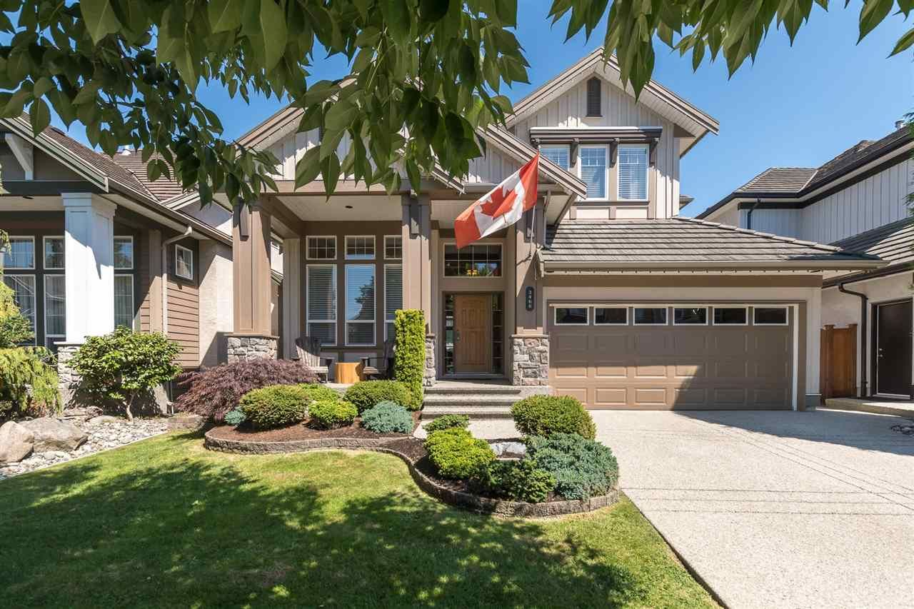 """Main Photo: 3466 150 Street in Surrey: Morgan Creek House for sale in """"West Rosemary Heights"""" (South Surrey White Rock)  : MLS®# R2330516"""
