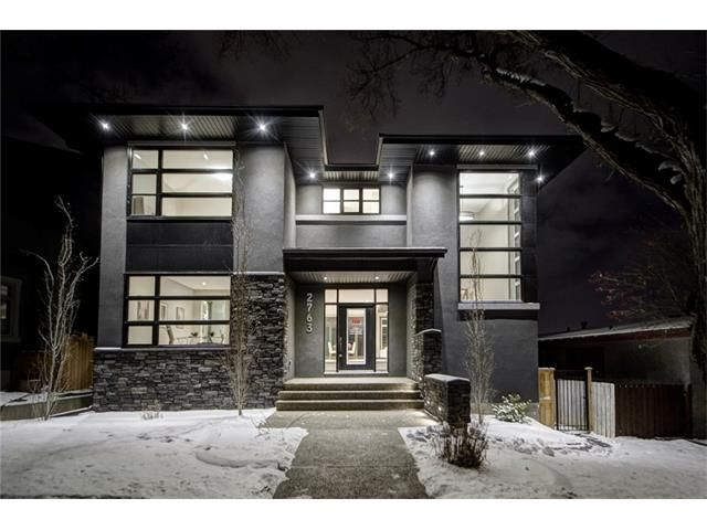 Main Photo: 2763 CANNON Road NW in Calgary: Charleswood House for sale : MLS®# C4091445