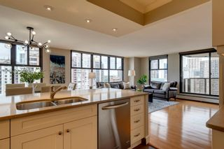 Main Photo: 1806 1100 8 Avenue SW in Calgary: Downtown West End Apartment for sale : MLS®# A1123953