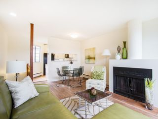 """Photo 8: 104 811 W 7TH Avenue in Vancouver: Fairview VW Townhouse for sale in """"WILLOW MEWS"""" (Vancouver West)  : MLS®# V1110537"""