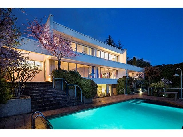 Main Photo: 905 KING GEORGES WY in West Vancouver: British Properties House for sale : MLS®# V1112803