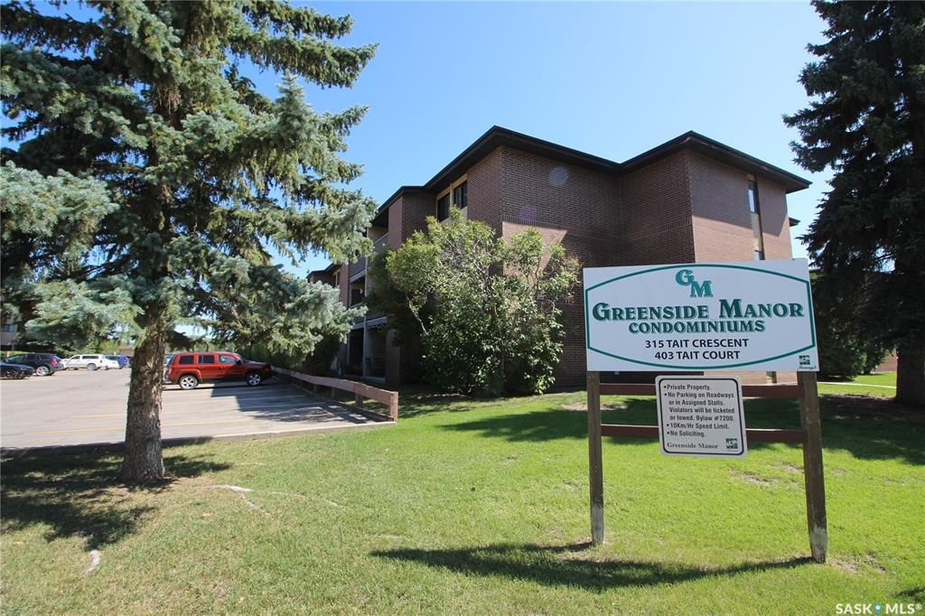 Main Photo: 301 315 Tait Crescent in Saskatoon: Wildwood Residential for sale : MLS®# SK866701