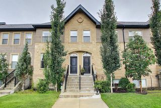 Photo 1: 81 Sage Meadow Terrace NW in Calgary: Sage Hill Row/Townhouse for sale : MLS®# A1140249