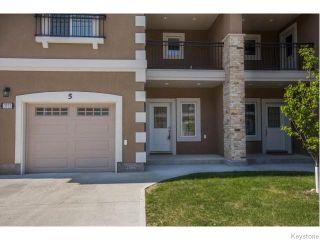 Photo 1: 3373 Pembina Highway in Winnipeg: Fort Garry / Whyte Ridge / St Norbert Condominium for sale (South Winnipeg)  : MLS®# 1609443