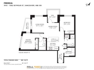 "Photo 34: 1910 1082 SEYMOUR Street in Vancouver: Downtown VW Condo for sale in ""Freesia"" (Vancouver West)  : MLS®# R2539788"