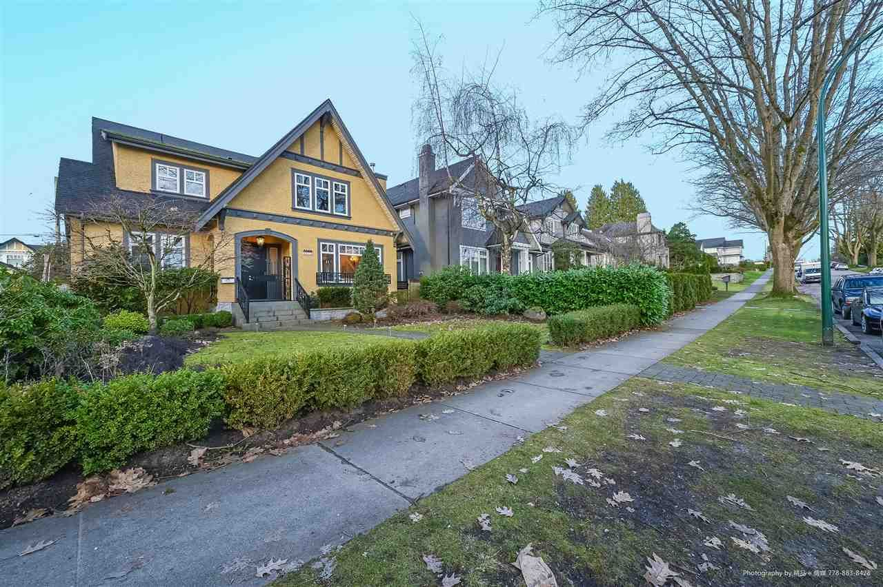 Main Photo: 2979 W 31ST Avenue in Vancouver: MacKenzie Heights House for sale (Vancouver West)  : MLS®# R2536564