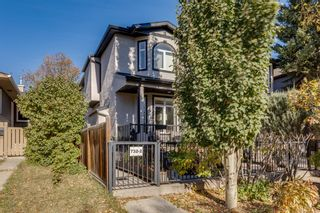 Main Photo: 2 732 56 Avenue SW in Calgary: Windsor Park Row/Townhouse for sale : MLS®# A1154109