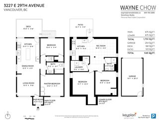 Photo 35: 3227 E 29TH Avenue in Vancouver: Renfrew Heights House for sale (Vancouver East)  : MLS®# R2535170
