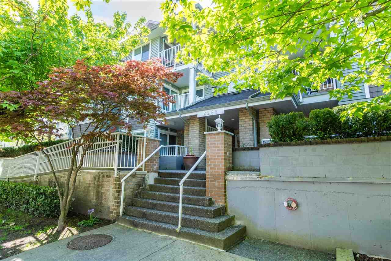 Main Photo: 301 2268 WELCHER Avenue in Port Coquitlam: Central Pt Coquitlam Condo for sale : MLS®# R2265088