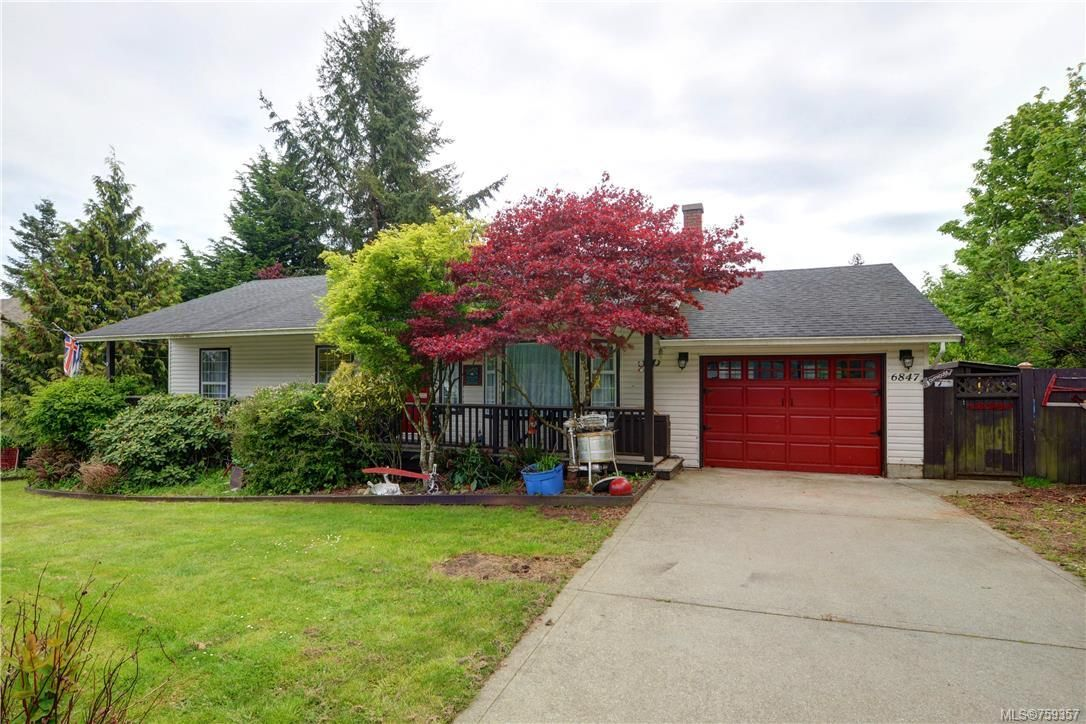 Main Photo: 6847 Burr Dr in Sooke: Sk Broomhill House for sale : MLS®# 759357