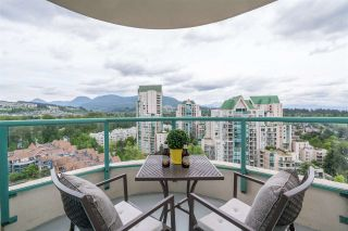 Photo 8: 1706 3071 GLEN Drive in Coquitlam: North Coquitlam Condo for sale : MLS®# R2169869