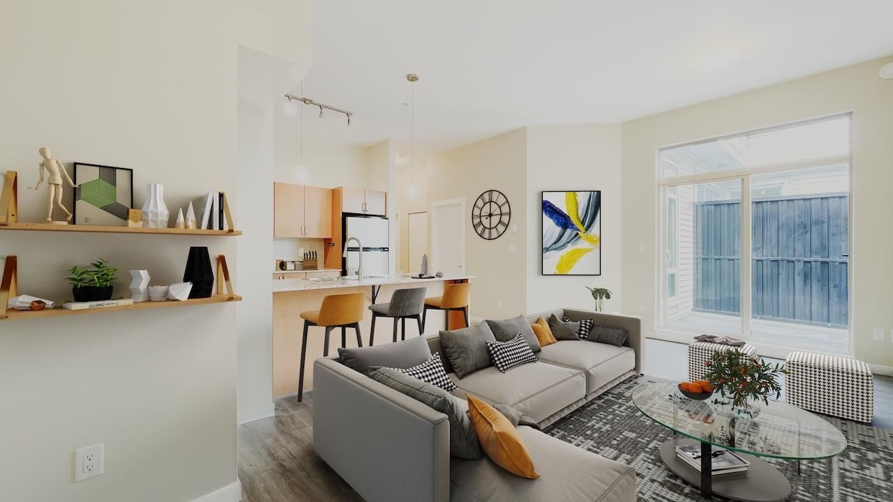 "Main Photo: 411 13789 107A Avenue in Surrey: Whalley Condo for sale in ""Quattro 2"" (North Surrey)  : MLS®# R2601173"