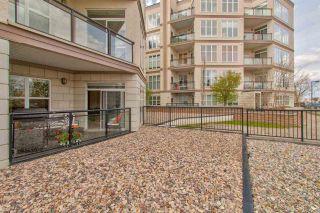 Photo 45: 123 4831 104A Street in Edmonton: Zone 15 Condo for sale : MLS®# E4244358