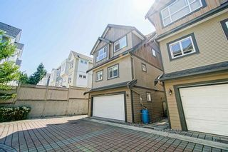 Photo 8: 6 2115 Spring Street in Port Moody: Port Moody Centre Townhouse for sale : MLS®# R2415131