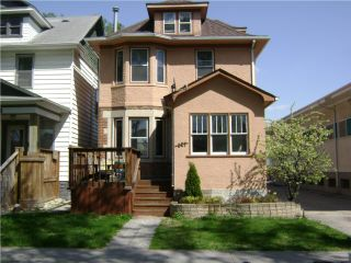 Photo 18:  in WINNIPEG: West End / Wolseley Residential for sale (West Winnipeg)  : MLS®# 1009460