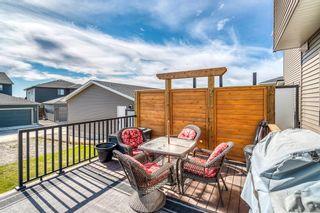 Photo 28: 196 Creekstone Square SW in Calgary: C-168 Semi Detached for sale : MLS®# A1144599