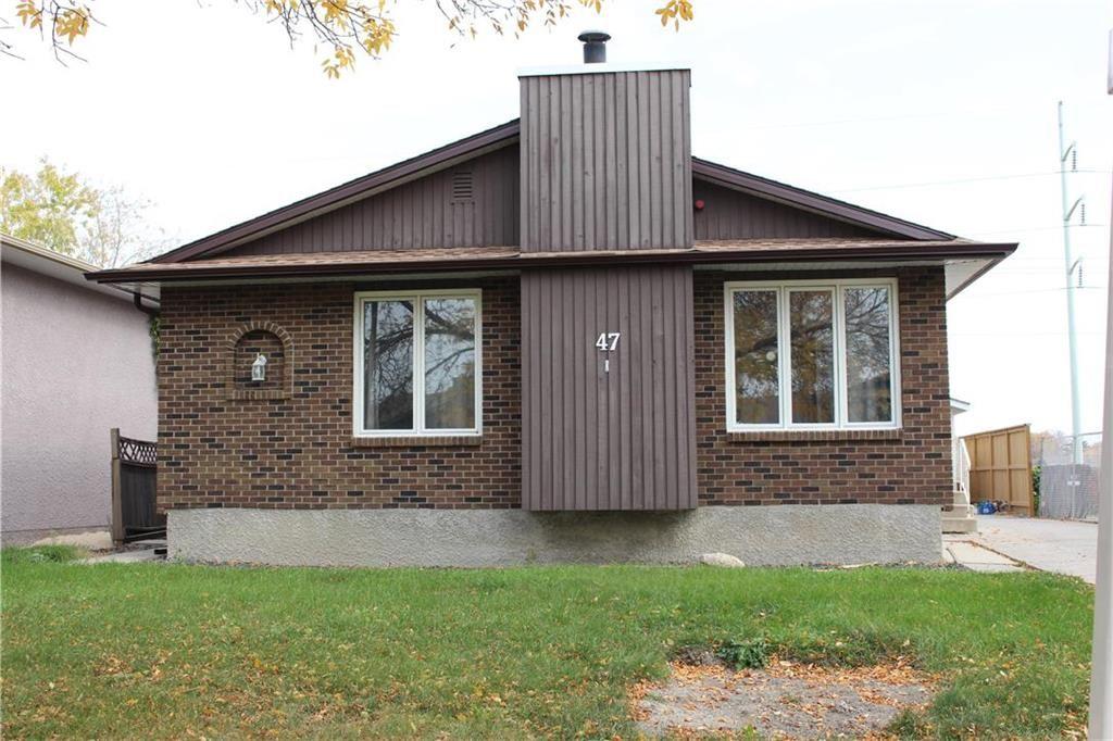Main Photo: 47 Greenhoven Crescent in Winnipeg: Garden Grove Residential for sale (4K)  : MLS®# 202124110