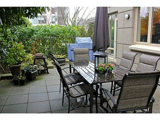 "Photo 17: 101 1316 W 11TH Avenue in Vancouver: Fairview VW Condo for sale in ""THE COMPTON"" (Vancouver West)  : MLS®# V1050556"