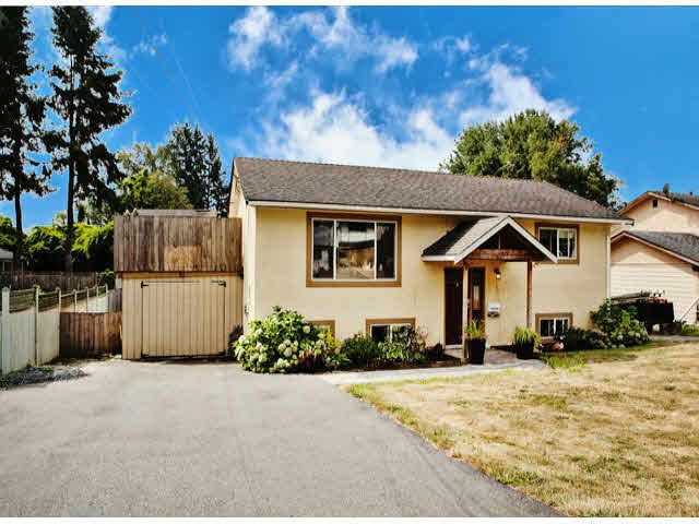 Main Photo: 32174 PLEASANTVIEW CRESCENT in : Mission BC House for sale : MLS®# F1420215