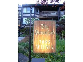 """Photo 2: 332 7055 WILMA Street in Burnaby: Highgate Condo for sale in """"THE BERESFORD"""" (Burnaby South)  : MLS®# V862690"""