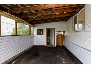 "Photo 18: 35 201 CAYER Street in Coquitlam: Maillardville Manufactured Home for sale in ""WILDWOOD PARK"" : MLS®# R2042526"