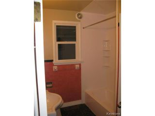 Photo 9: 378 Colvin Avenue in WINNIPEG: North Kildonan Single Family Detached for sale (North East Winnipeg)  : MLS®# 1321361