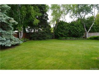 Photo 4: 237 Rochester Avenue in Winnipeg: Fort Richmond Residential for sale (1K)  : MLS®# 1705618