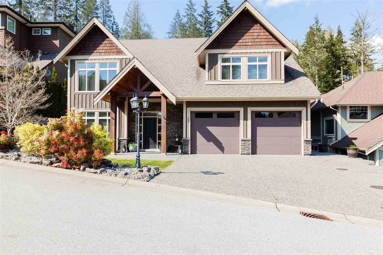 "Main Photo: 17 13210 SHOESMITH Crescent in Maple Ridge: Silver Valley House for sale in ""Rock Point"" : MLS®# R2440452"