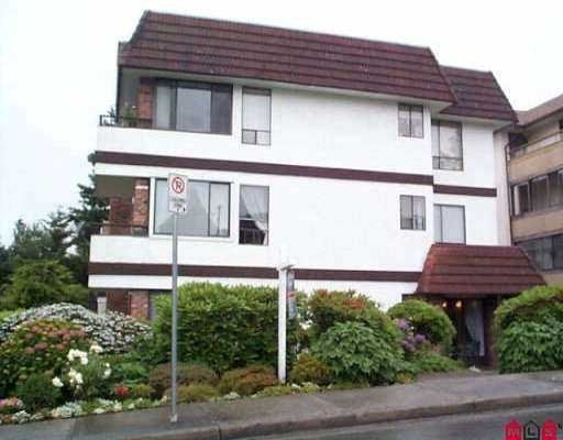 Main Photo: 201 1331 Foster St in White Rock: Home for sale : MLS®# f2520677