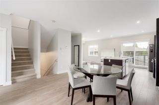"""Photo 9: 9 9691 ALBERTA Road in Richmond: McLennan North Townhouse for sale in """"JADE"""" : MLS®# R2605869"""