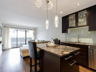 "Photo 1: 216 1549 KITCHENER Street in Vancouver: Grandview Woodland Condo for sale in ""DHARMA DIGS"" (Vancouver East)  : MLS®# R2512305"