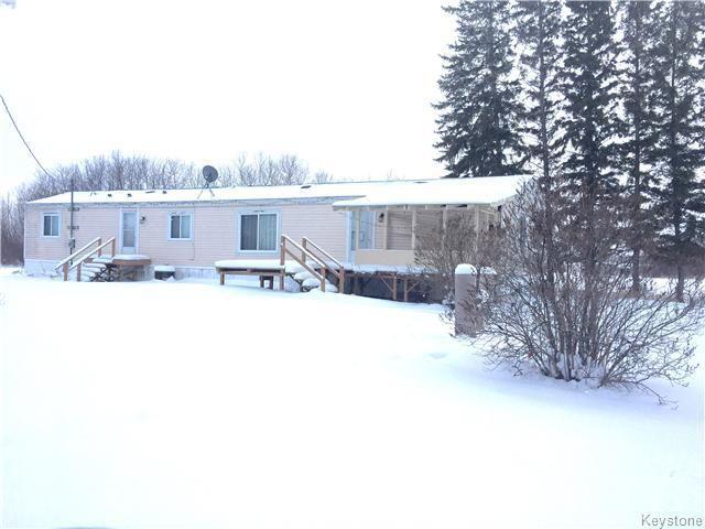 Main Photo: 89087 Road 33E Road in LIBAU: East Selkirk / Libau / Garson Residential for sale (Winnipeg area)  : MLS®# 1600462