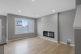 Photo 12: 7376 CHIVERS Crescent in Edmonton: Zone 55 House Half Duplex for sale : MLS®# E4235237