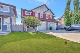 Photo 2: 567 PANAMOUNT Boulevard NW in Calgary: Panorama Hills Semi Detached for sale : MLS®# A1047979