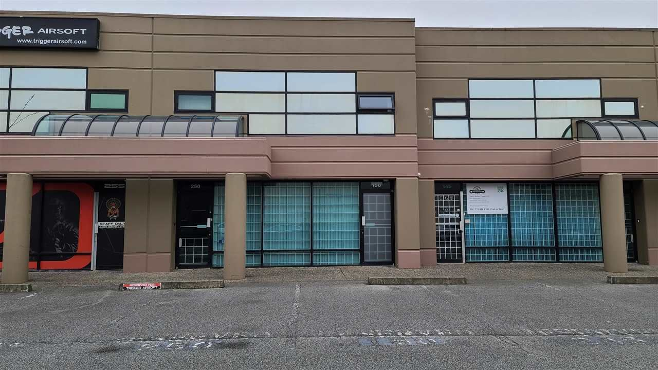 Main Photo: 150 13500 MAYCREST Way in Richmond: East Cambie Industrial for lease : MLS®# C8038508