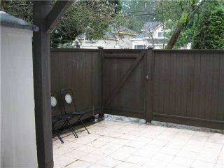 """Photo 9: 131 511 GATENSBURY Street in Coquitlam: Central Coquitlam Townhouse for sale in """"PEBBLE CREEK"""" : MLS®# V879153"""